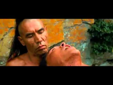 The Last of the Mohicans Final Battle (Promentory) (HD) - YouTube