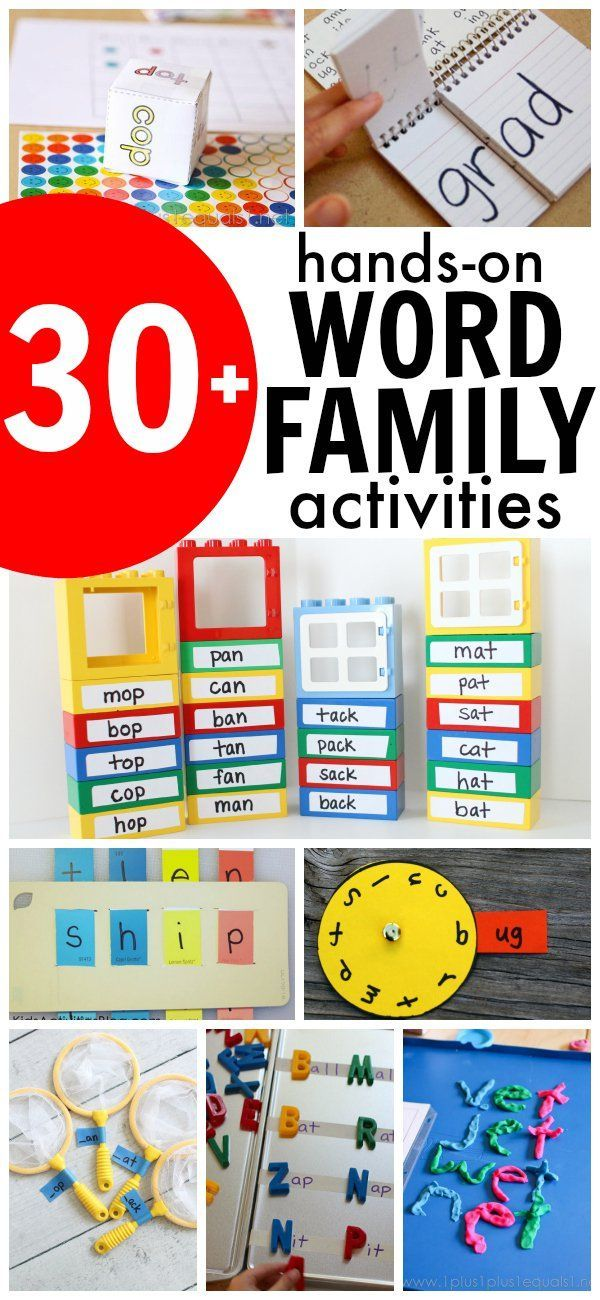 4 pics 1 word family reading 30 word family activities amp sight word 26975 | 56e350012954b04492e439cfe1d2e3d4 awesome words early reading