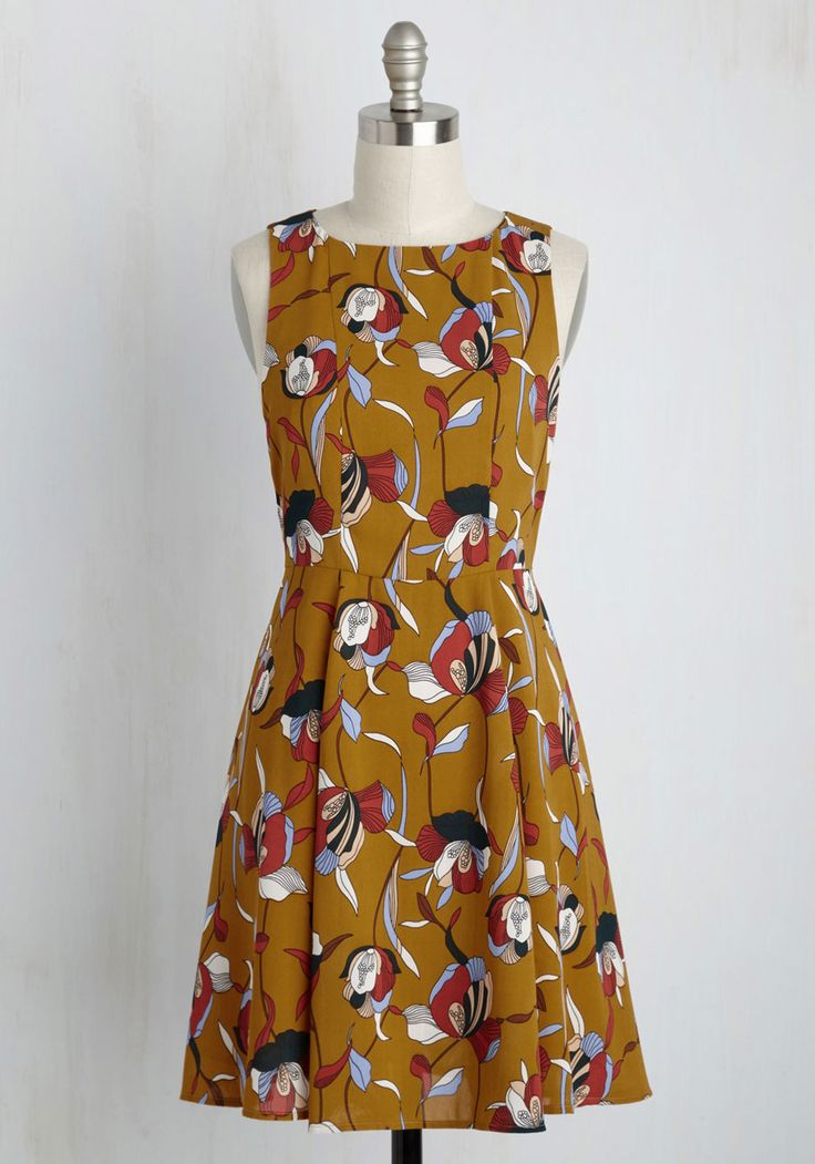 Positive Painter Dress
