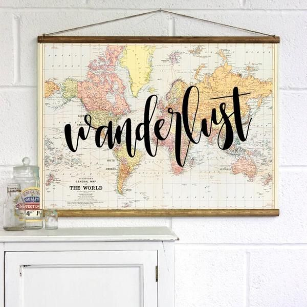 Wanderlust- a strong desire to travel Here at Jane Wandering we definitely have … – Wanderer's Shop