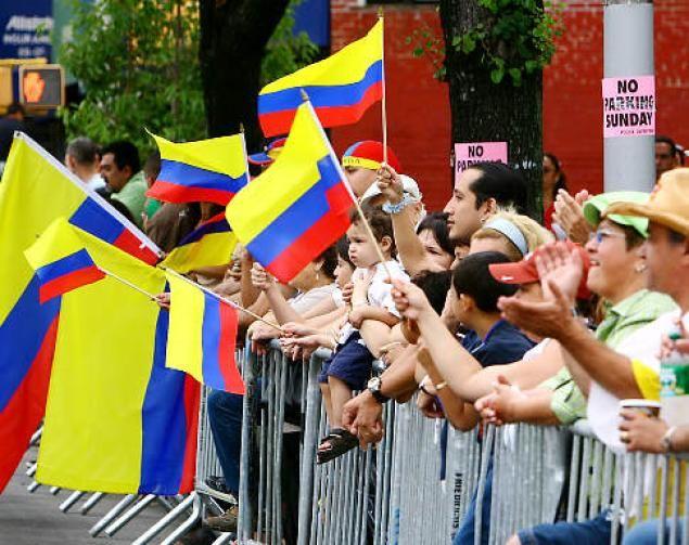 Un día importante de la historia en Colombia es el día de independencia de Colombia, el veinte de julio.
