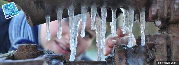 Personalize seu topo do Facebook com fotos de frio do Rio Grande do Sul - Zero Hora