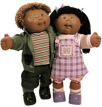 Cabbage Patch Kids Doll (African American) - Play Along - Cabbage ...