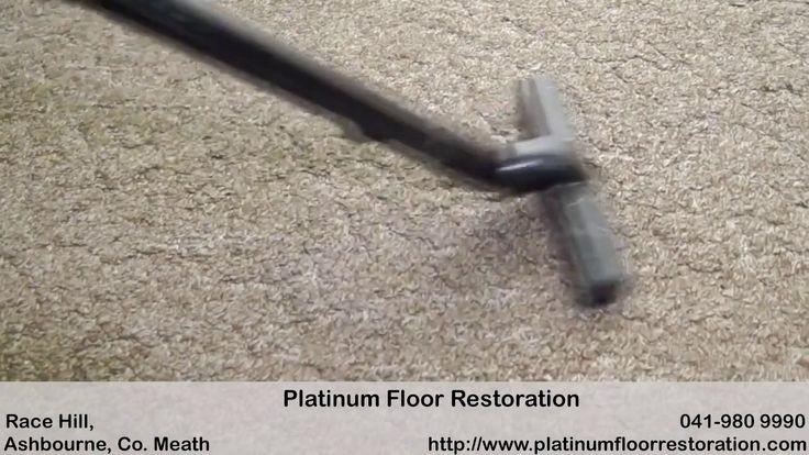 Drogheda carpet cleaning video