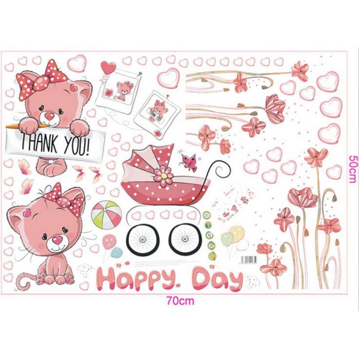 Falmatrica, rózsaszín cicák