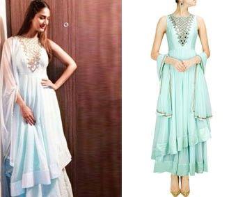 Vaani Kapoor in Arpita Mehta #perniaspopupshop #shopnow #celebritycloset #designer #clothing #accessories