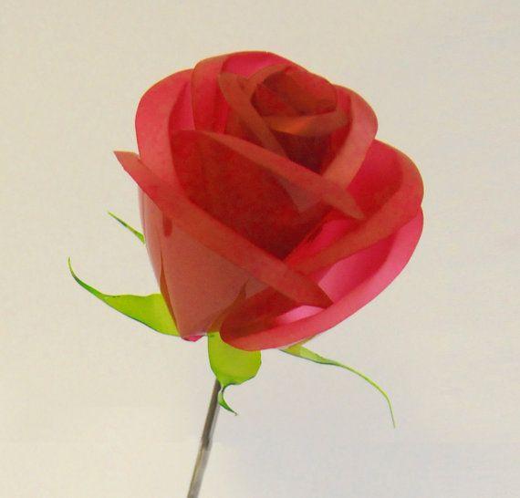 роза картинки из пластика презирают