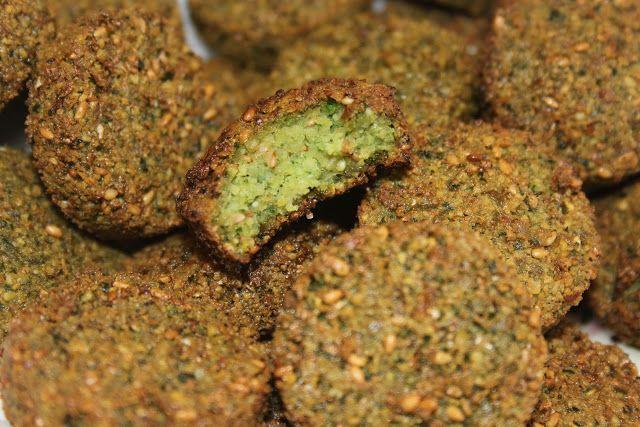La Cuisine de Bernard: Les (vrais) Falafels très bonne astuces