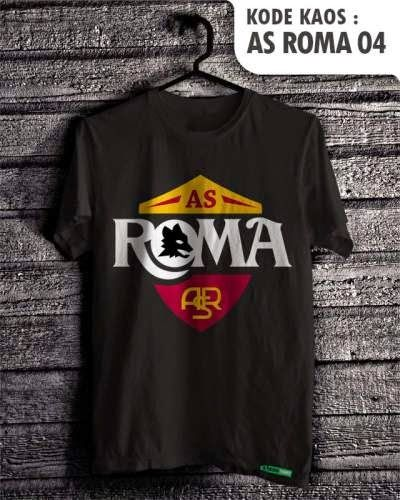 Kaos Distro AS Roma GD 04  http://www.kaosdistroclub.com/2014/10/kaos-distro-bola-as-roma-gd-04.html  #kaosbola #kaosdistro #distrobola #tshirt #onlineshop #football #soccer #asroma #roma