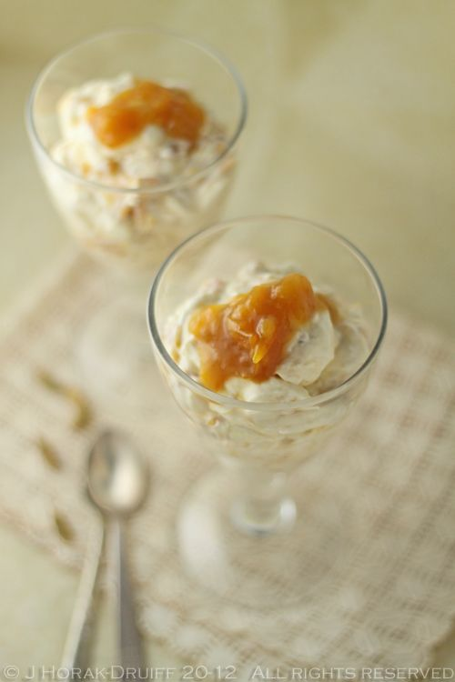 Post image for Mirabelle plum & cardamom fool – and my thoughts on the Olympics