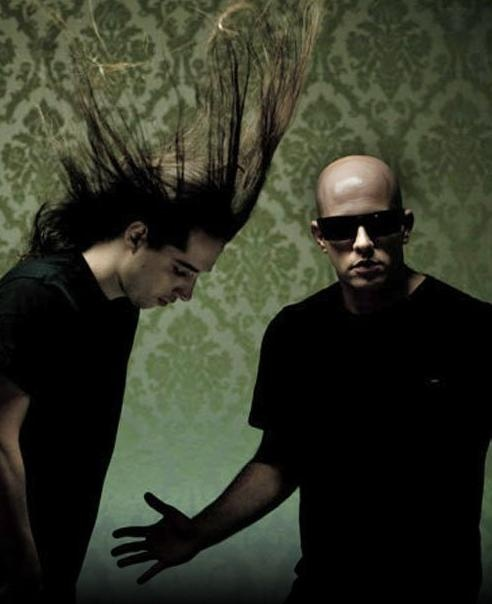 Infected Mushroom Awesome New Artist I Discovered (Psytrance/Electronica)