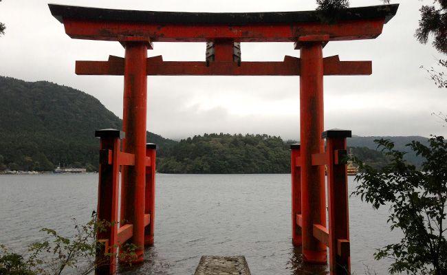 A Tour Hakone, Kanagawa Prefecture - The Setting of Evangelion | Seichi Junrei