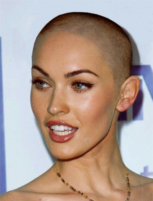 Admirable Beautiful Shaved Heads And Short Hairstyles On Pinterest Short Hairstyles Gunalazisus