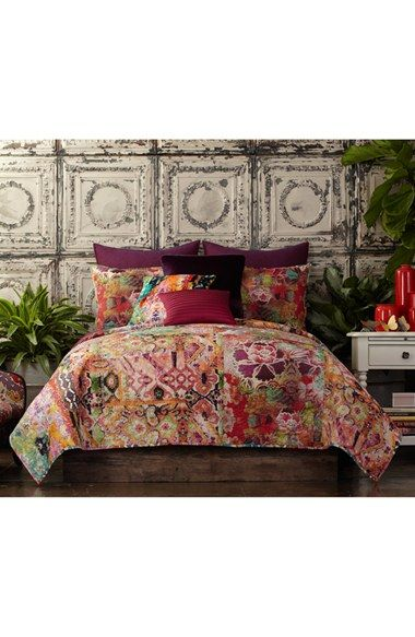 POETIC WANDERLUST Tracy Porter® For Poetic Wanderlust® 'Winward' Print Cotton Quilt available at #Nordstrom