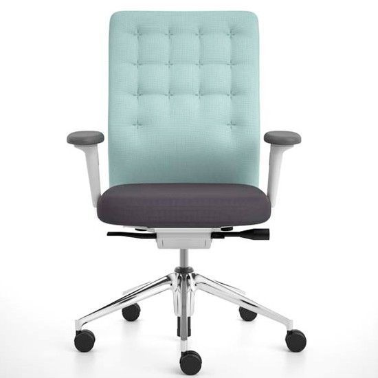 Id Trim Office Chair From Vitra Point Best Desk Chairs Housetohome Co Uk M Home Office Pin Office Chair Modern Office Chair Office Chair Makeover