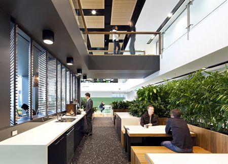 Aecom brisbane workplace brisbane australia oficinas for Office design brisbane