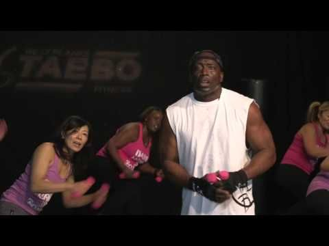 Billy Blanks Tae Bo® Advanced 30 minute YouTube Exclusive! - YouTube