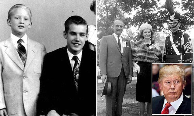 Doanld Trump's older brother Freddy died an alcoholic in 1981. When the family patriarch, Fred Sr. died in 1999, Freddy's children were cut out of his will.