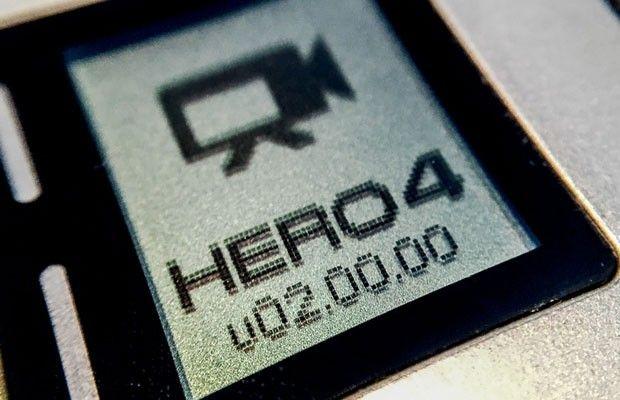 GoPro actualiza el firmware la Hero4 y añade nuevas funciones