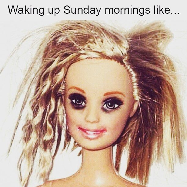 The struggle is real #sunday #hungover