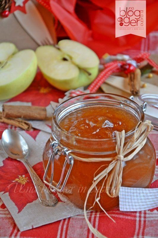 Confettura di mele e cannella (6)