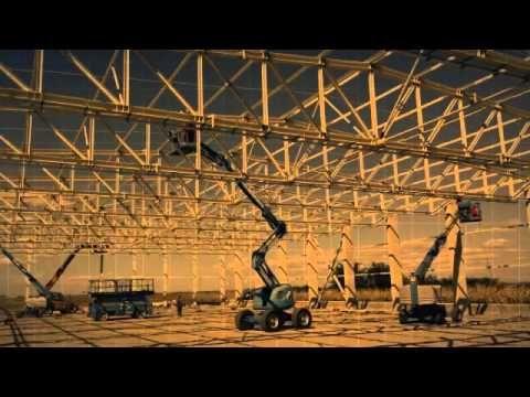 Constructie hale metalice