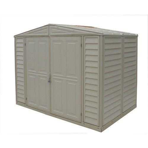 Garden Sheds At Lowes best 25+ vinyl storage sheds ideas on pinterest | vinyl sheds