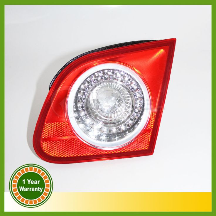 For VW Passat Sedan B6 2006 2007 2008 2009 2010 2011 Rear Tail Light Lamp Right Side Inner Left-hand Trafic Only