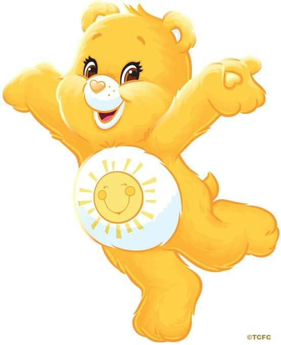 Funshine bear   Sunshine bear, Bear coloring pages, Care ...