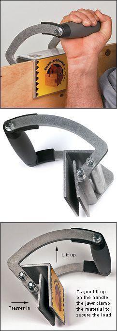 Gorilla clamp. Nice idea …