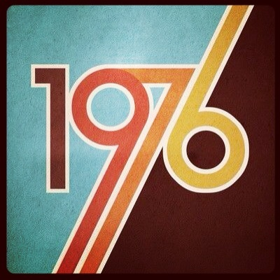 1976......a very good year!