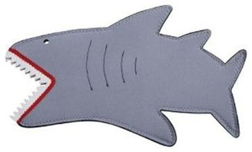 Shark Bite Oven Mitt - Eclectic - Oven Mitts And Pot Holders - by 2Shopper, Inc.