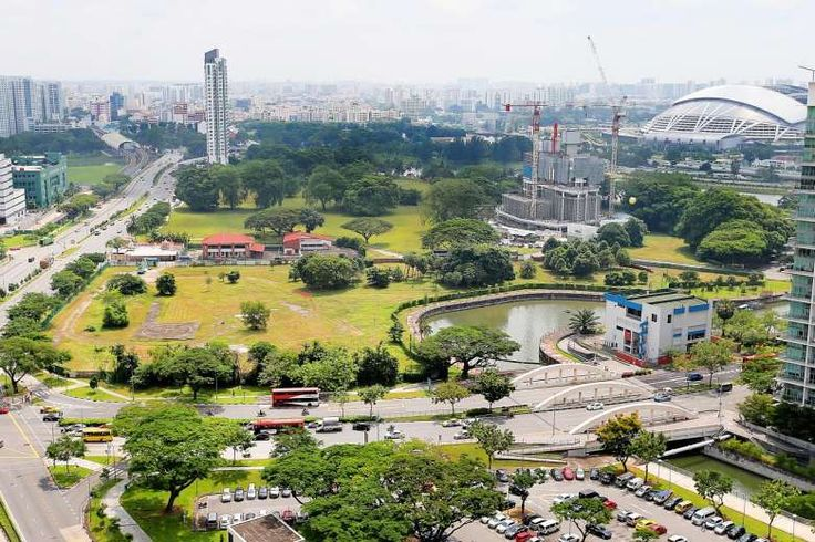 A plot of waterfront once home to Kallang Gas Works will be transform intoa vibrant private residential district as plan of government plans.The 17.4ha Kampong Bugis site will be car-lite, with 4,000 homes,