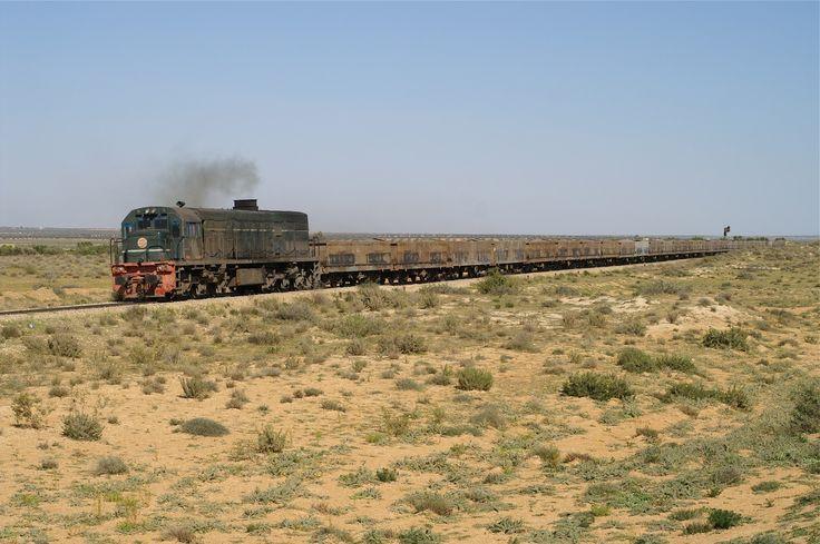 SNCFT 060-DN 310 Tunisia Mezzouna