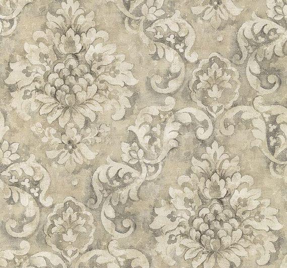 25 best ideas about damask wallpaper on pinterest gold. Black Bedroom Furniture Sets. Home Design Ideas