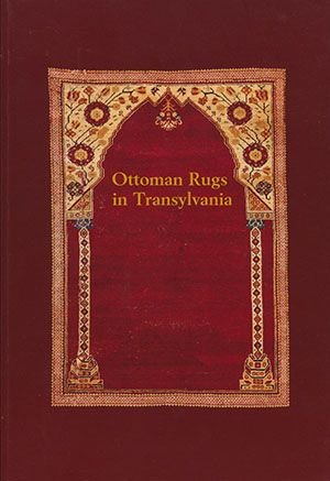 Fascinating book on Ottoman rugs in Transylvania. Read more about it on the cross-point blog
