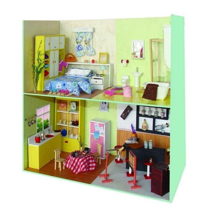 diy doll furniture. 145 best kuica za lutke images on pinterest diy cardboard dollhouse and toys diy doll furniture s