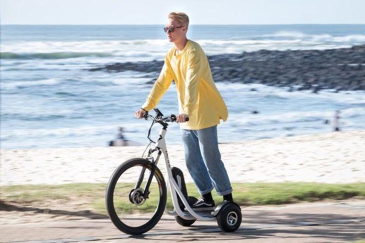 El mercado de las bicis eléctricas se está expandiendo, ya que los consumidores de las zonas urbanas buscan opciones como el transporte de...