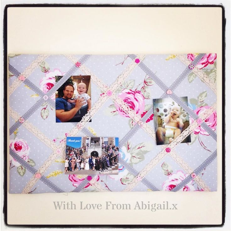 Pretty Handmade Keepsakes for all occasions www.facebook.com/withlovefromabigailx