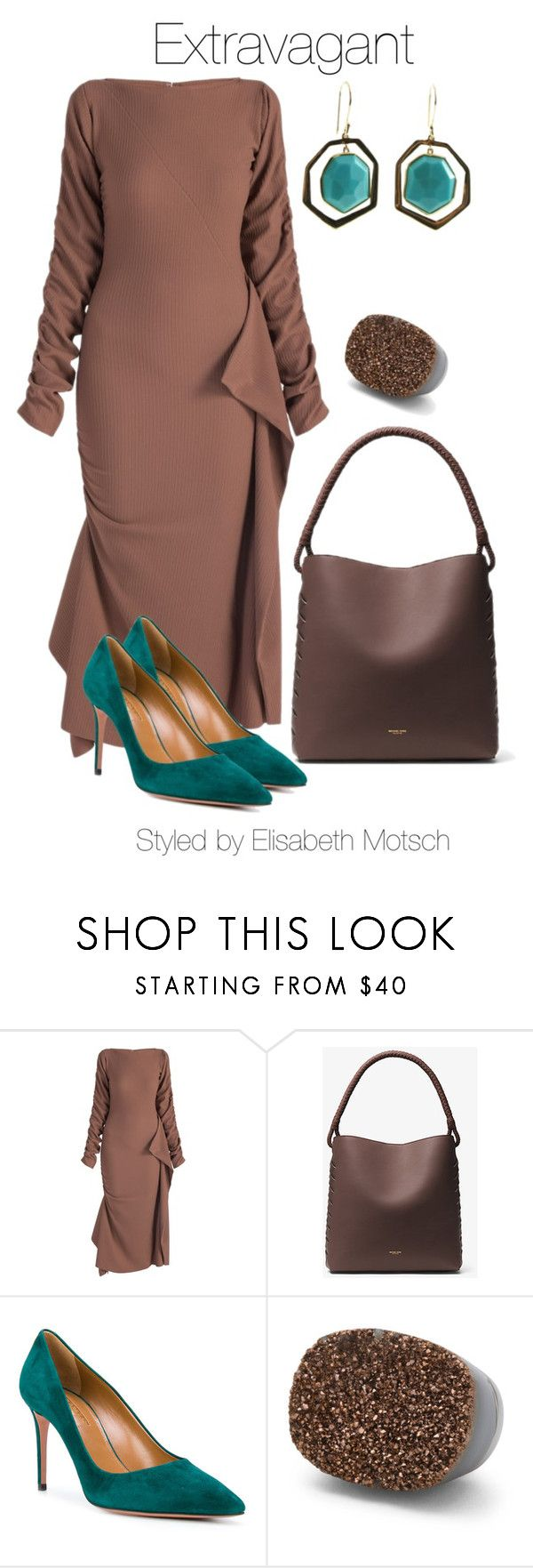 """Extravagant"" by motsch on Polyvore featuring Mode, Michael Kors, Aquazzura und Ippolita"