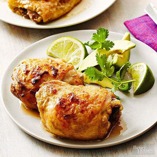 Buttermilk marinades work moisture-infusing miracles on chicken, and when you blend in buttery avocado, zesty lime peel, and fiery jalapenos, things get VERY interesting.