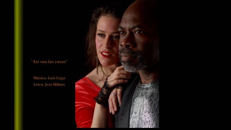 Asi son las cosas-Luis Lugo Piano & Jezz Milne -Discreto Encanto Diabóli...