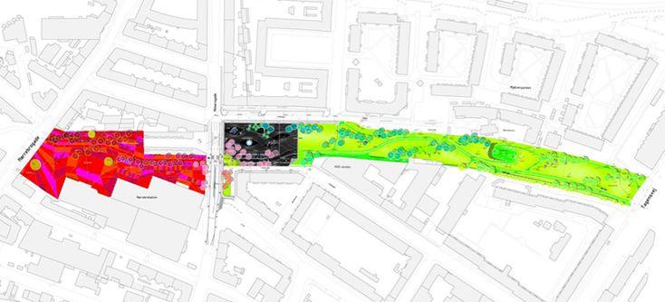 superkilen urban park by BIG architects, topotek1 + superflex