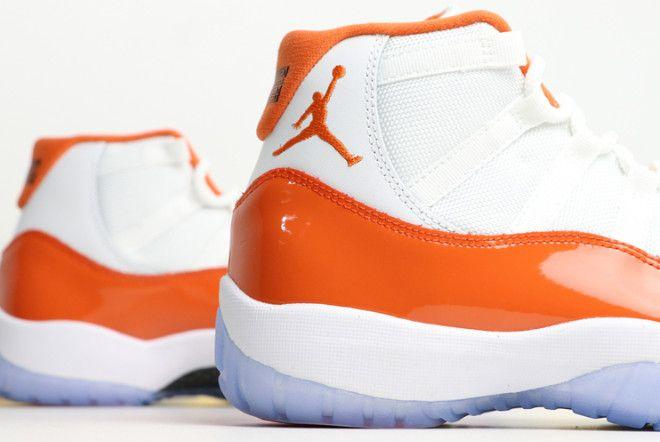 2019 Mens Air Jordan 11 Florida Orange