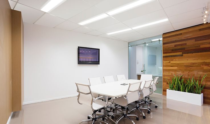 MILOO LIGHTING - Fittings for commercial facilities and offices LED | LINK