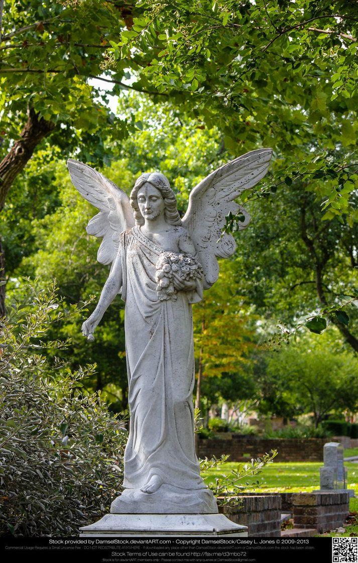 best angels images archangel michael fallen stone angel stone angel by damselstock on
