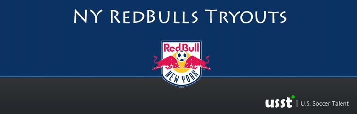 NY Red Bulls Academy Tryouts | US Soccer Talent
