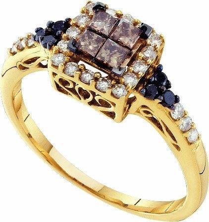 Real Diamond Rings Amazon