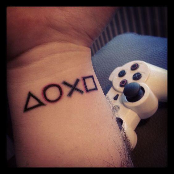 playstation tattoos - Pesquisa Google