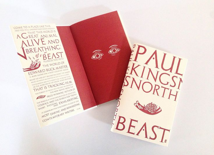 In search of the Beast – designing the cover for Paul Kingsnorth's new novel – Creative Review